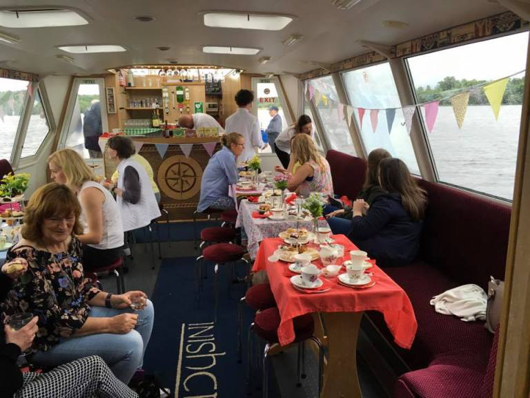 Afternoon Tea Cruise
