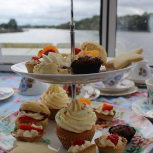 Afternoon Tea on Lough Erne