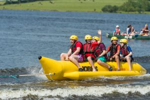 Banana Boating Ireland Group Activity