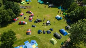 Fermanagh Campsite at Share Discovery Village
