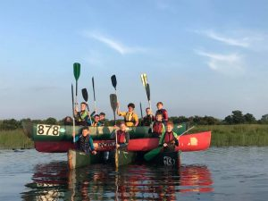 Duke of Edinburgh - Boys Canoeing