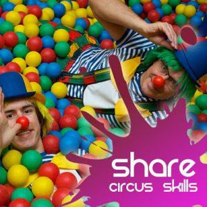 Share Discovery Village Circus skills