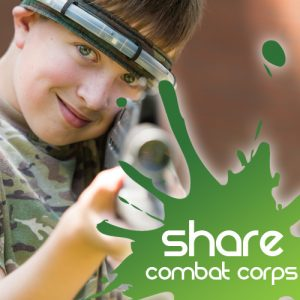combat corps Share Discovery Village