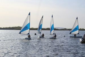 Keel Boat Sailing in Fermanagh