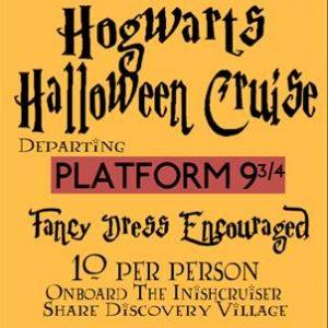 Hogwarts Halloween Cruise at SHARE