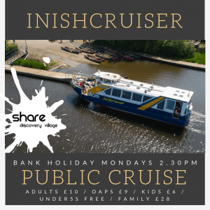 Public Cruise of Lough Erne