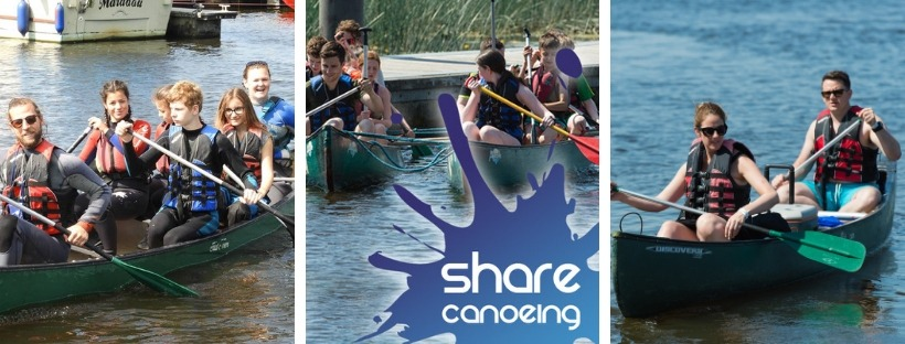 Canoeing Fermanagh