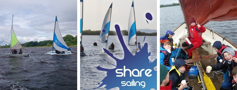 Sailing in Co. Fermanagh