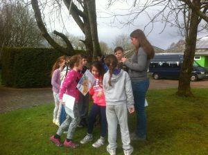 Belcoo Scouts Orienteering