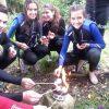 bushcraft language camp 2015