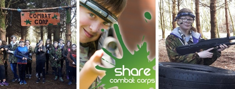 Combat Corps Northern Ireland at Share