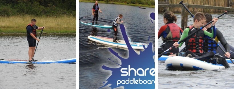 Stand Up Paddle Board Taster Sessions