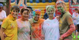 Charity Colour Run - Share Discovery Village