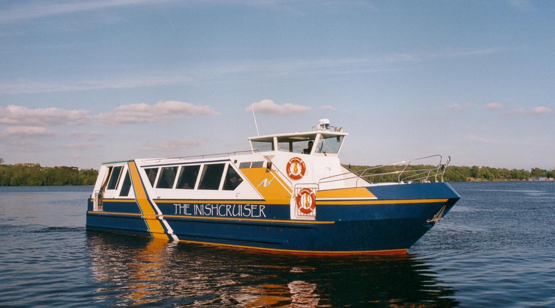 Cruise Upper Lough Erne