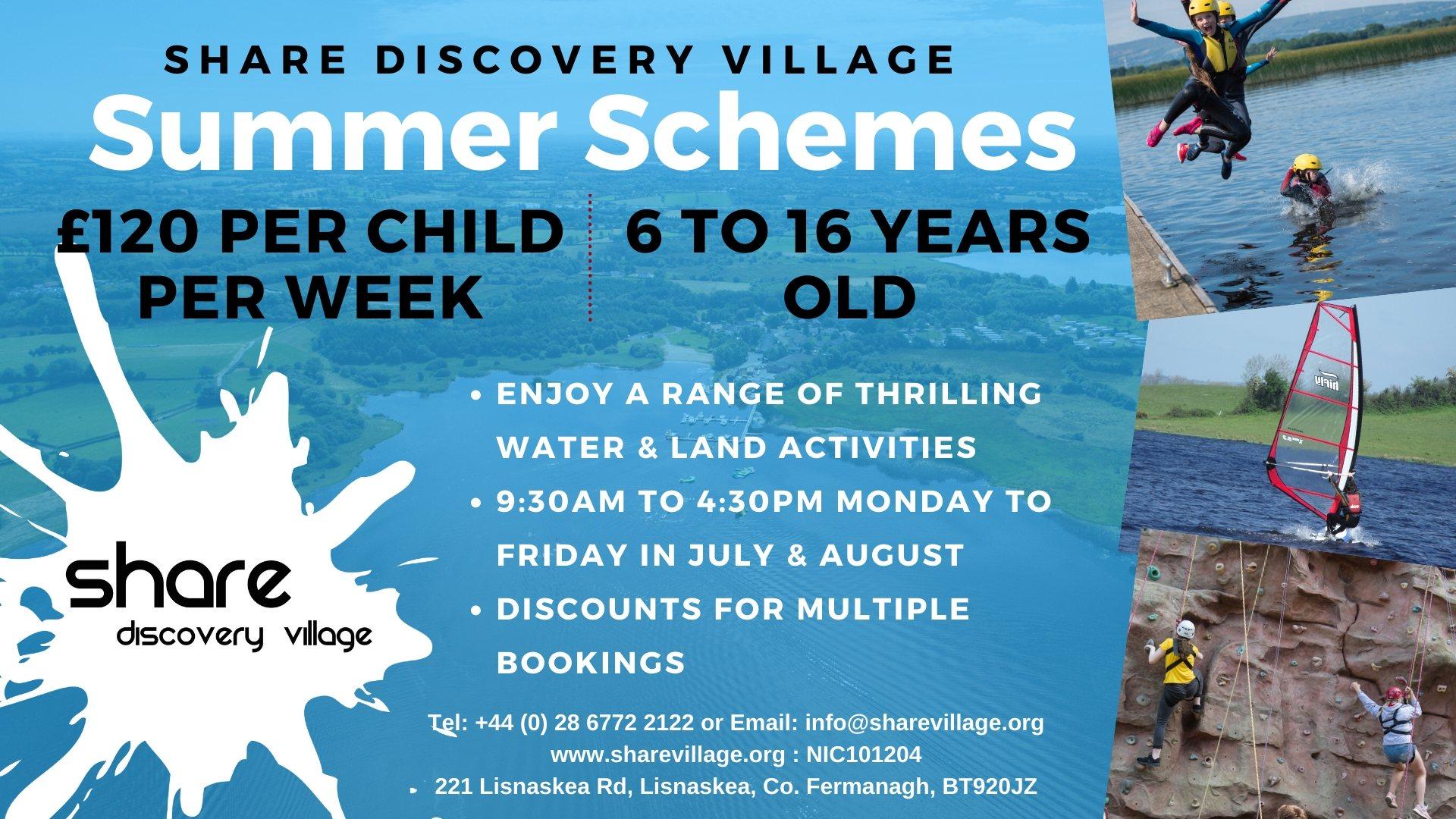 Summer Schemes