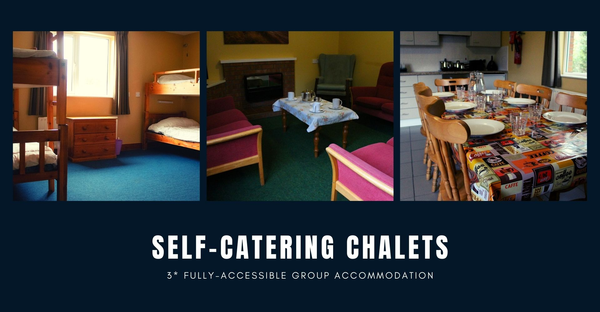self catering near cuilcagh mountain