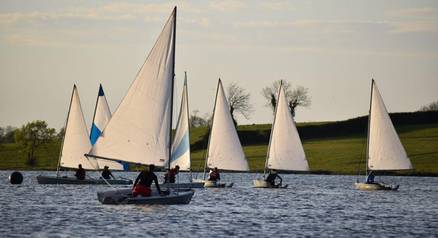 Social Sailing at SHARE
