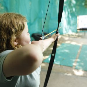 Taking aim at Archery - Archery NI