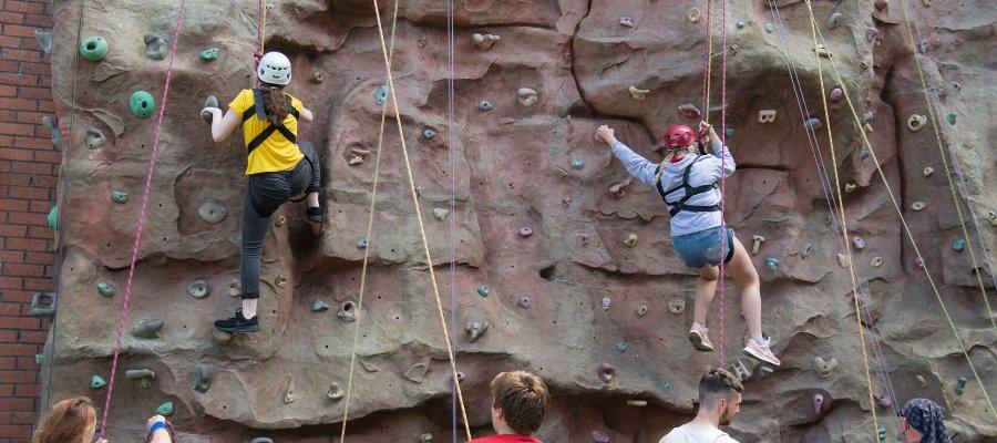 Challenging Activities for Teens