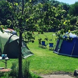 Outdoor Activities for Older Kids - Camping