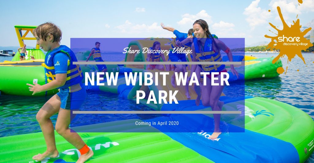 Water Park Website Promo
