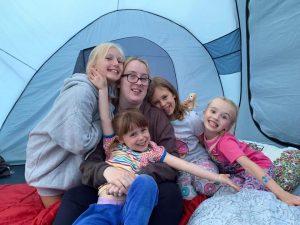 Adam's Camp NI Camping