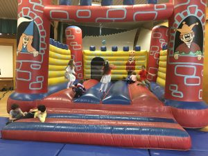 Bouncy Castle - Things to do indoors