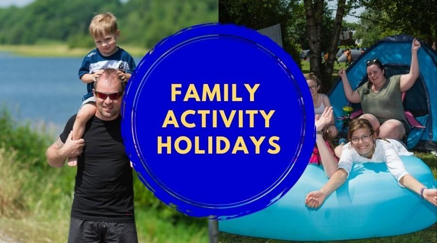 Family Activity Holidays Ireland