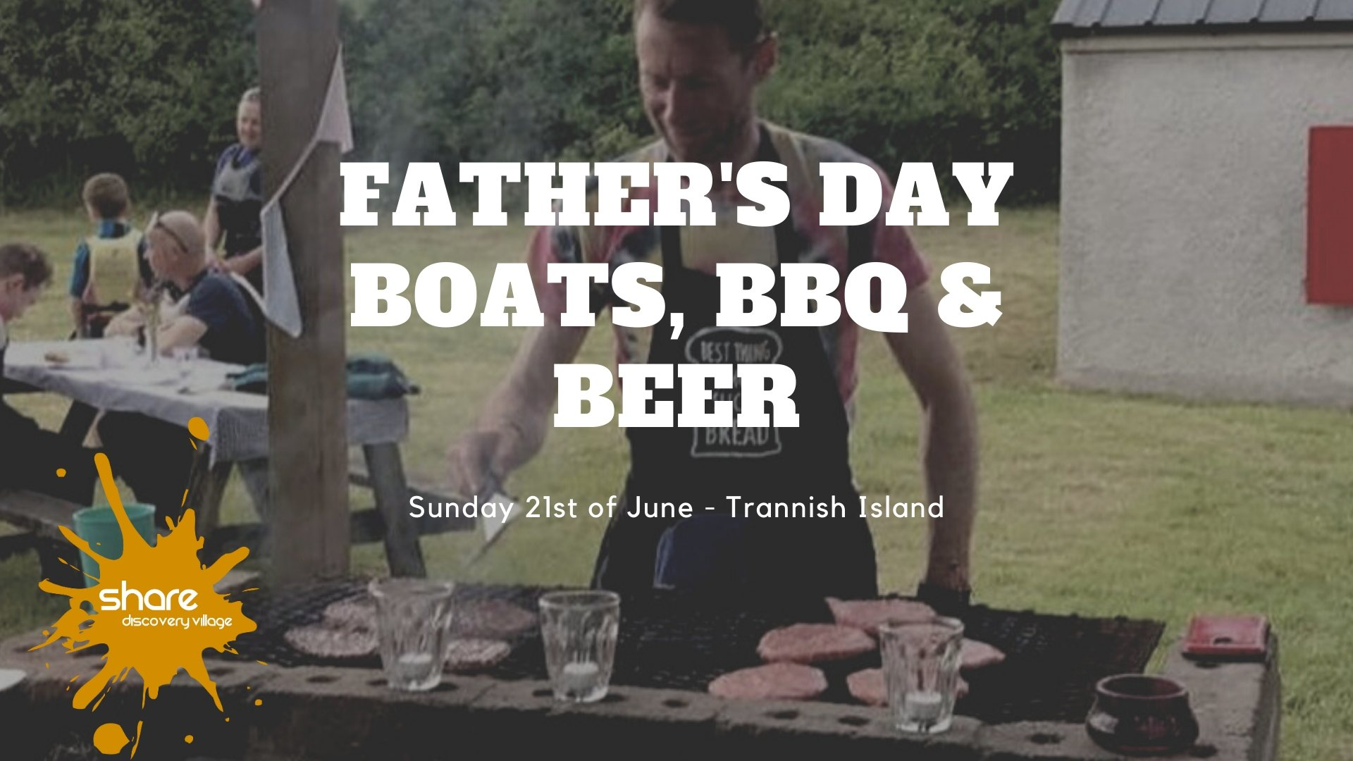 Father's Day – Boats, BBQ and Beers