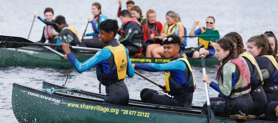 Health Benefits of Paddling Canoes or Kayaks
