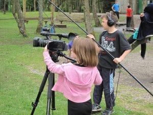 Kids Activity Film Making