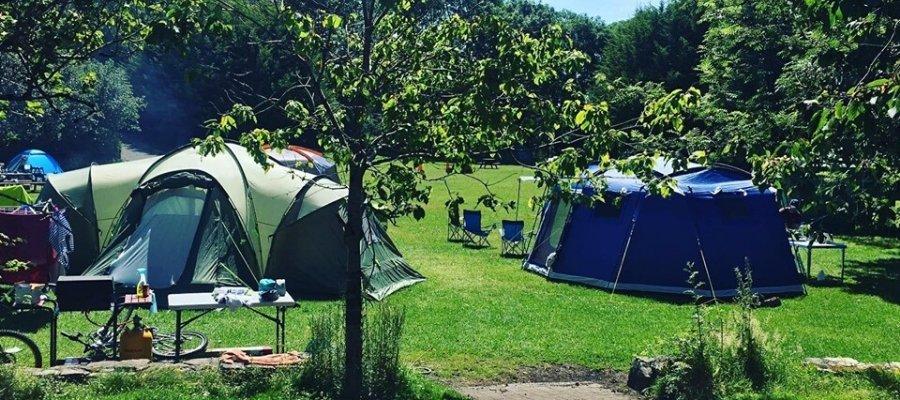 Outdoor Activities for Older Kids - Camping