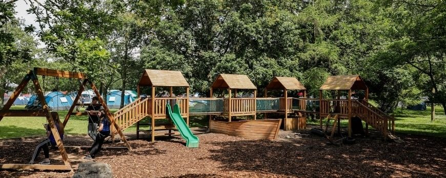 Play Park Facility for Educational School Trips