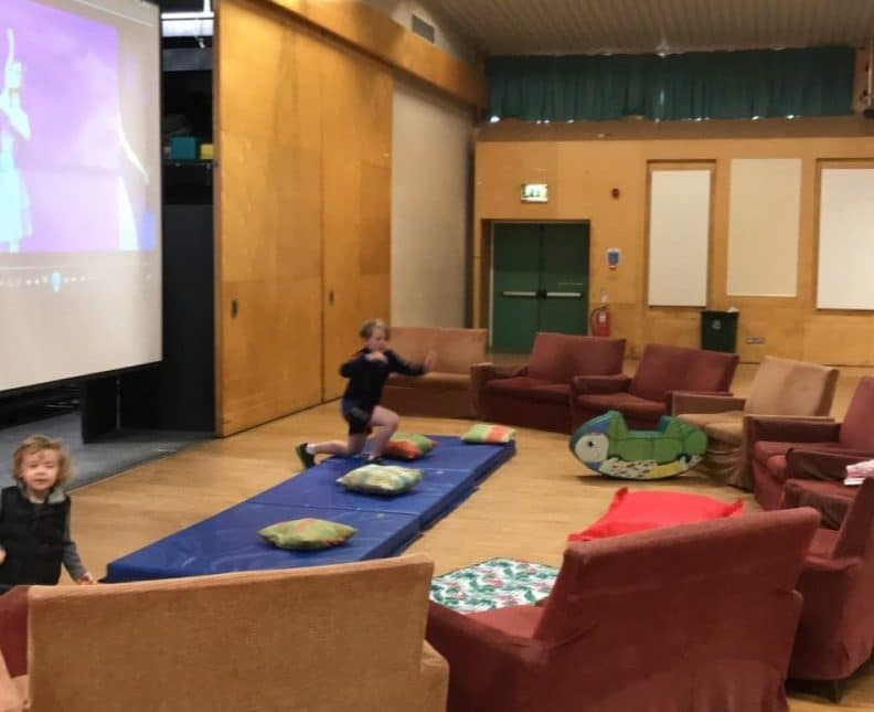 Positive Futures Movie Day SHARE Saturday