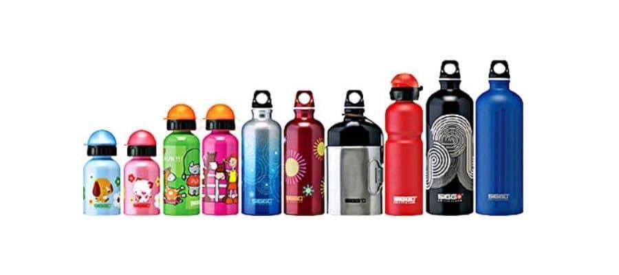 Reusable water bottles for kids