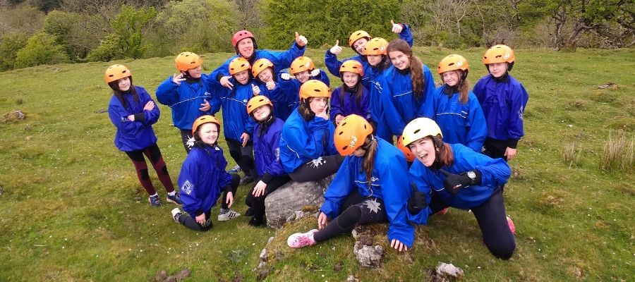 School Activity Trips - Hill Walking