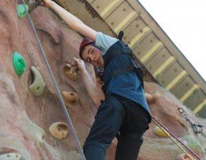 Outdoor Wall Climbing Fermanagh