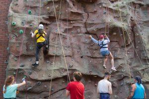 Indoor Climbing for kids