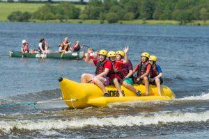 Banana Boating Ireland Water Activity