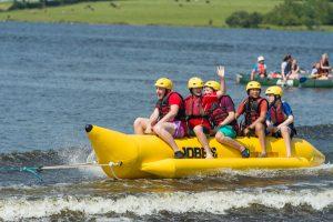 Banana Boating Ireland Group Activity