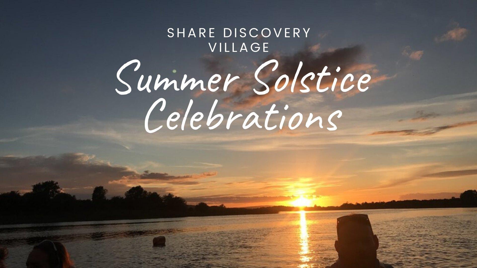Summer Solstice Celebrations