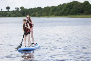 SUPing at Share Discovery Village