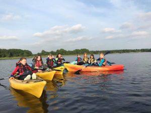 Kids Kayaking Fermanagh