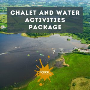 Chalet and Water Only Package