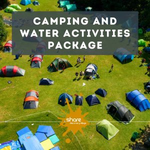 Camping and Water Only Package