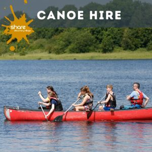 Canoe hire Fermanagh - Web