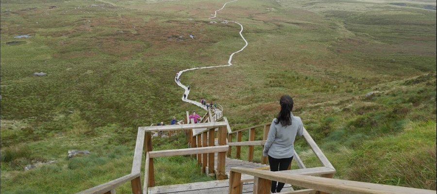 Family Days Out Fermanagh Cuilcagh