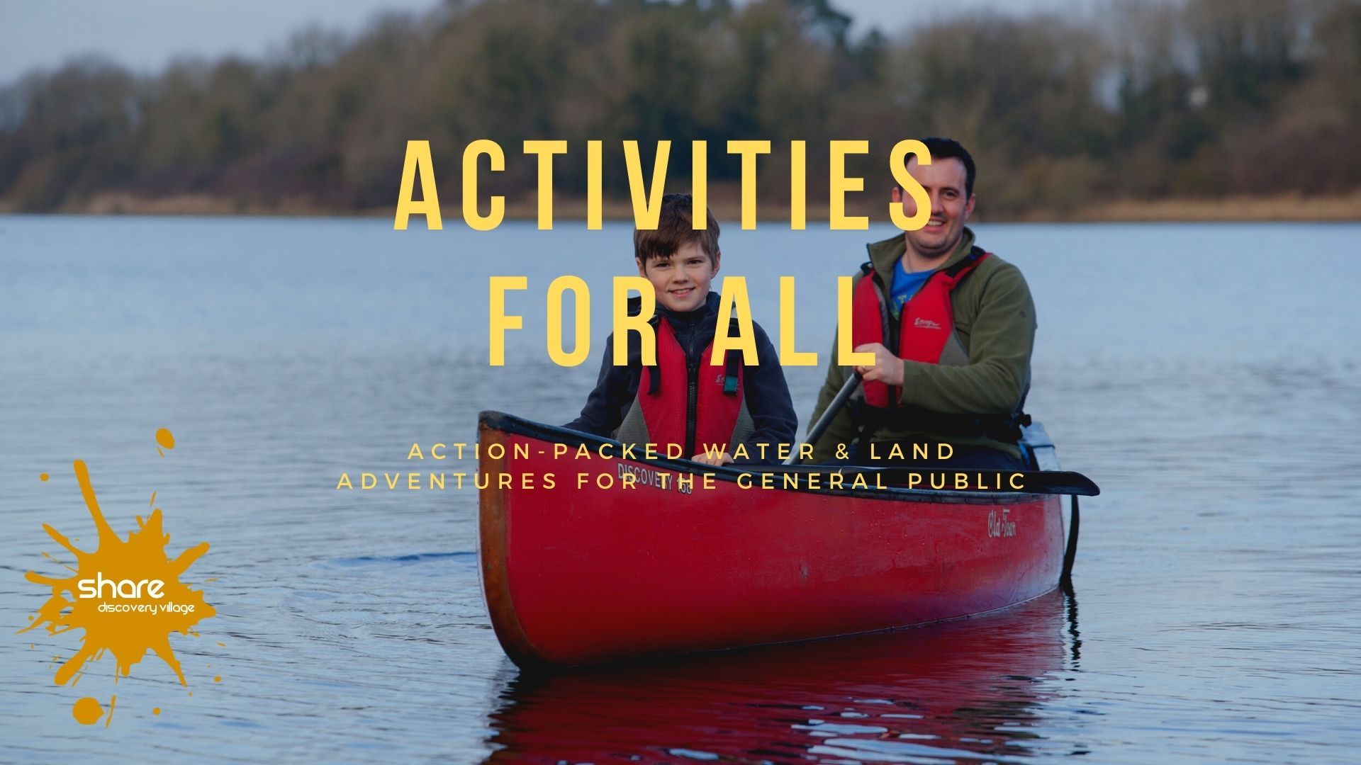 Activities for All