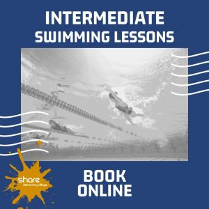 Intermediate Swimming Lessons