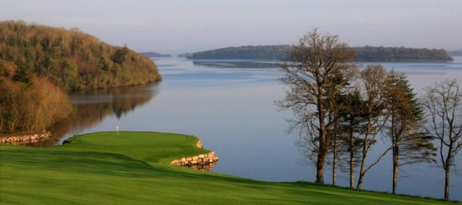 Faldo Course at Lough Erne Resort